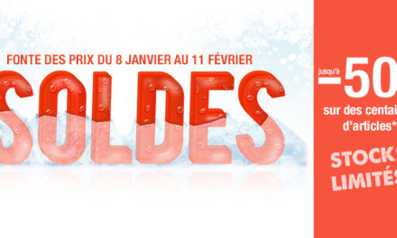 Les soldes d'hiver 2014 Afibel !