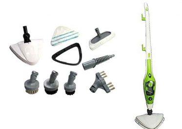 Le balai vapeur 10 en 1 facilite le nettoyage de la maison !