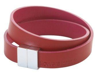Vite, un bracelet cuir pour le printemps !