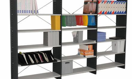 Armoire de bureau métallique
