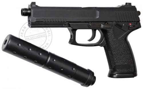 Le pistolet à bille par Jean-Pierre Fusil