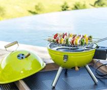 Le barbecue électrique est quasi automatique !