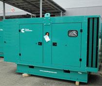 Une entreprise spécialisée dans la location de refroidisseur industriel et de groupe électrogène