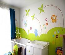 Allier nouvelles tendances et décoration chambre enfant