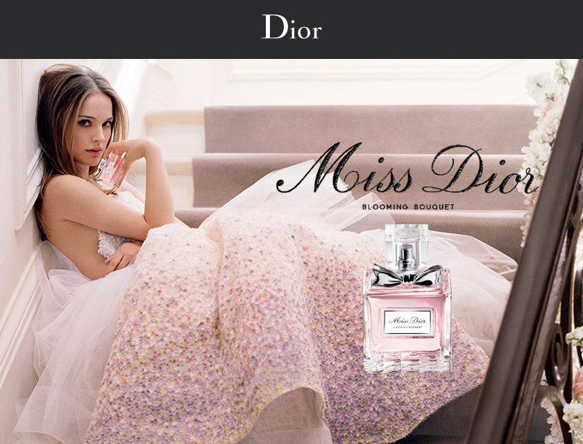 Miss Dior : une publicité, une égérie, une fragrance