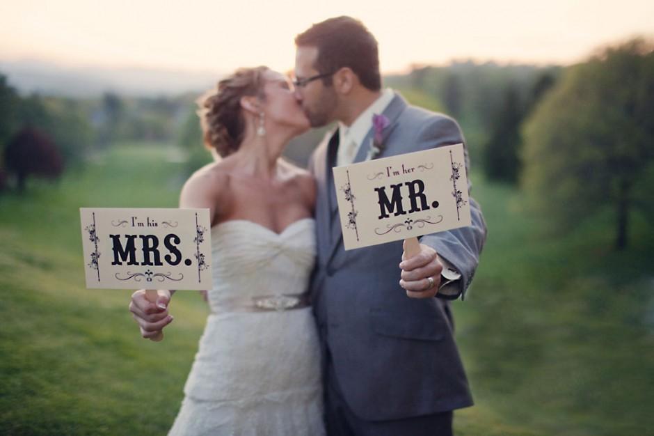 Comment rendre folle amoureuse la future mariée le jour de son mariage ?