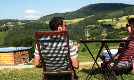 Si si, l'Auvergne est prisée par les couples pour son côté romantique !