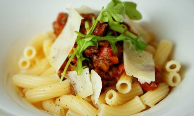 3 recettes pour manger italien à la maison