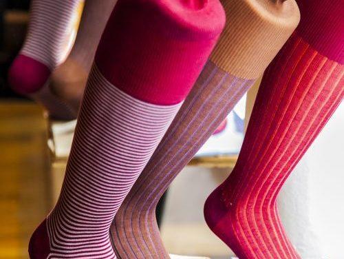 Des chaussettes: une fausse mauvaise idée cadeau de Noël?