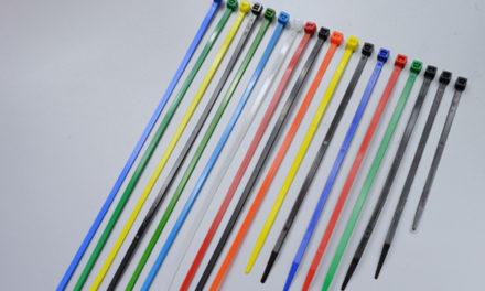 Collier de serrage plastique