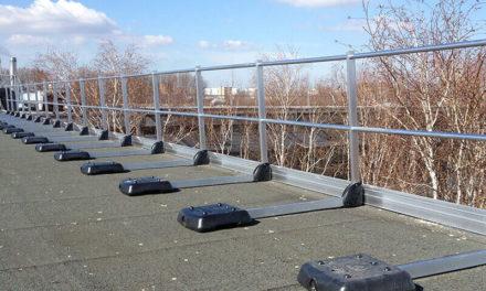 Les garde-corps, le dispositif le plus utilisé pour la sécurité en hauteur