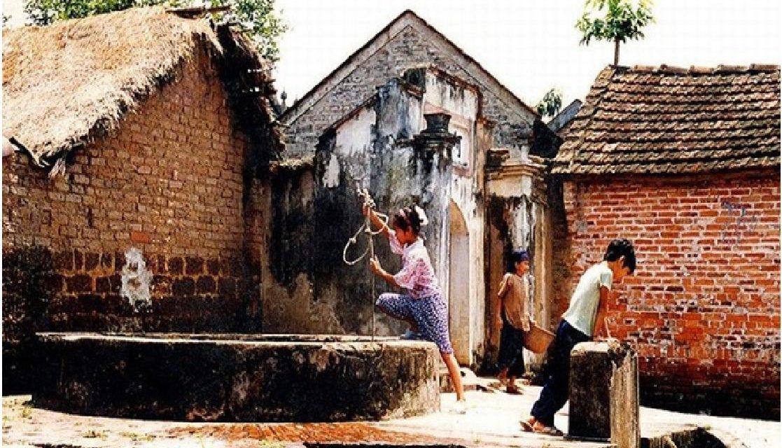 Le Vieux village de Duong Lam