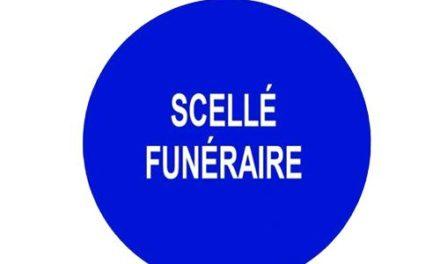 Sceller un Cercueil : Habilitation & pose du scellé
