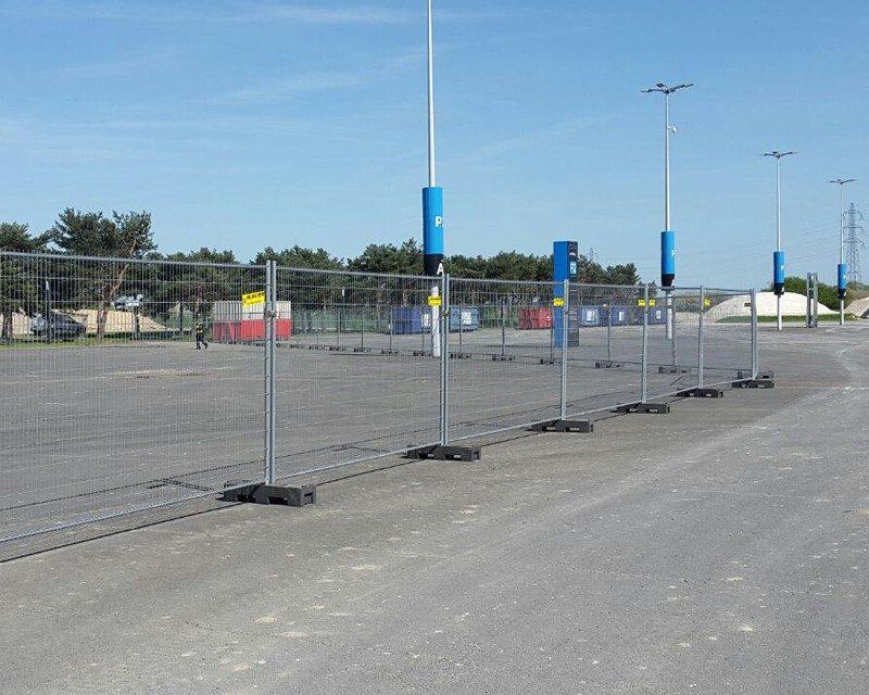 Clôtures de chantier : Avantages et inconvénients de l'achat ou de la location