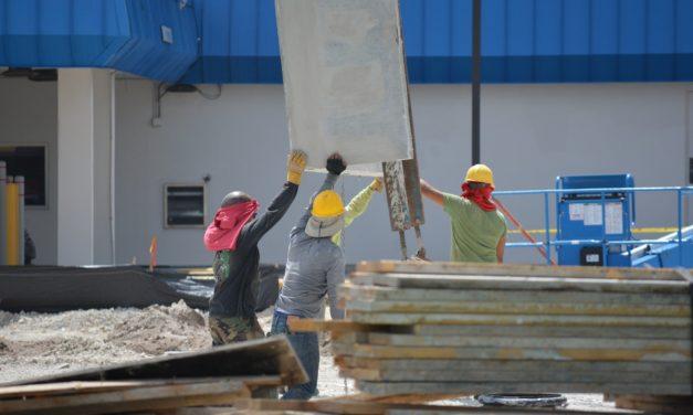 Chantier de construction: Avez-vous besoin de clôtures de chantier ?